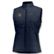 North Kildare Cricket Club Women's Navy Gilet - Youth 2018